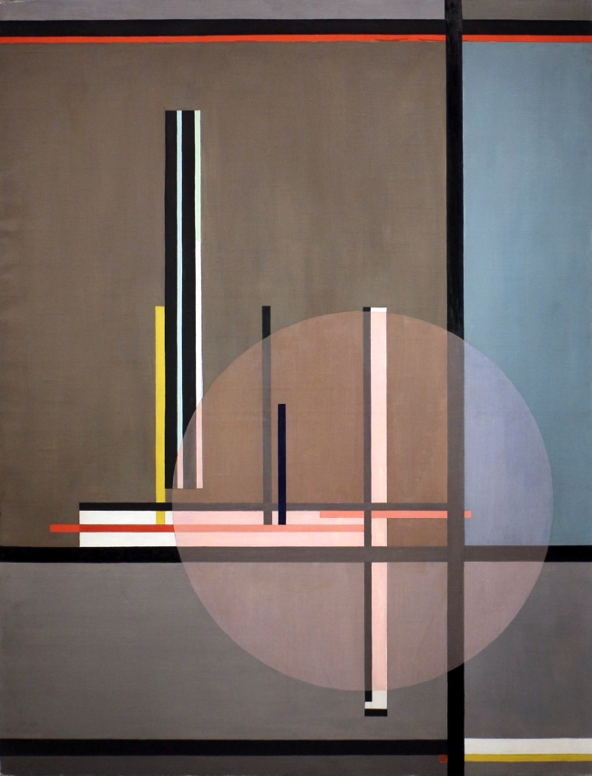 László Moholy-Nagy (Hungarian, 1895-1946) 'LIS' 1922