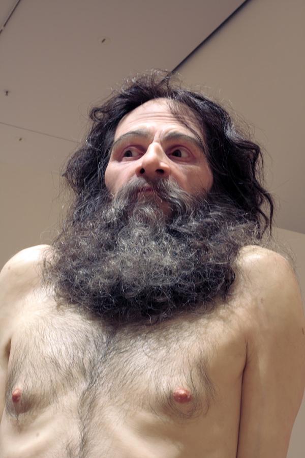 Ron Mueck(Australian b. 1958) 'Wild Man' 2005