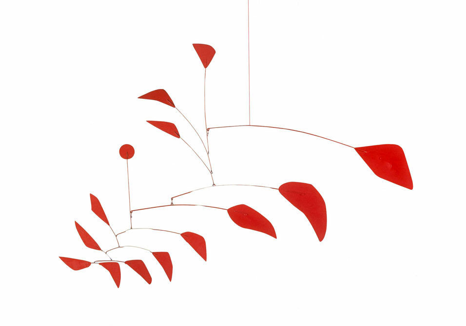 Exhibition: 'Alexander Calder: A Balancing Act' at the ... Alexander Calder Mobile Names