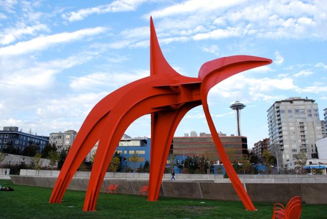 Alexander Calder(American, 1898-1976) 'Eagle' 1971
