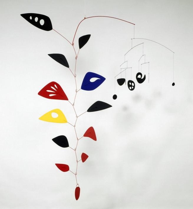 Alexander Calder(American, 1898-1976) 'Cascading Flowers' 1949