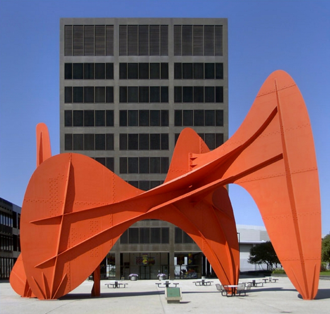 Alexander Calder(American, 1898-1976) 'La Grande Vitesse' 1969
