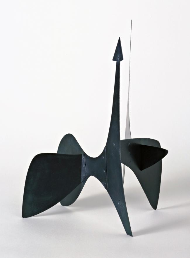 Alexander Calder (American, 1898-1976) 'Teodelapio [maquette II]' 1962