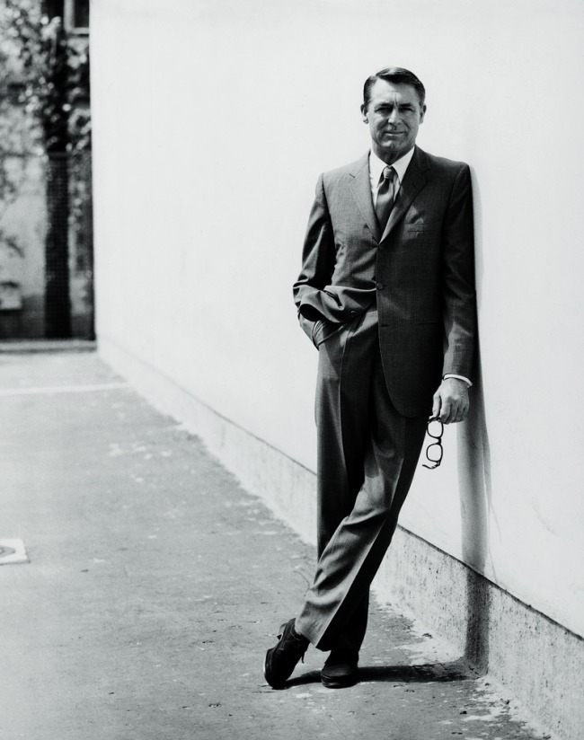 F.C. Gundlach (German, b. 1926) 'Cary Grant. A Star goes to the Ball' Berlin 1960