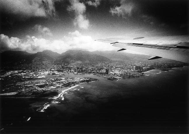 Daido Moriyama(Japanese, b. 1938) 'Hawaii' 2007-2010