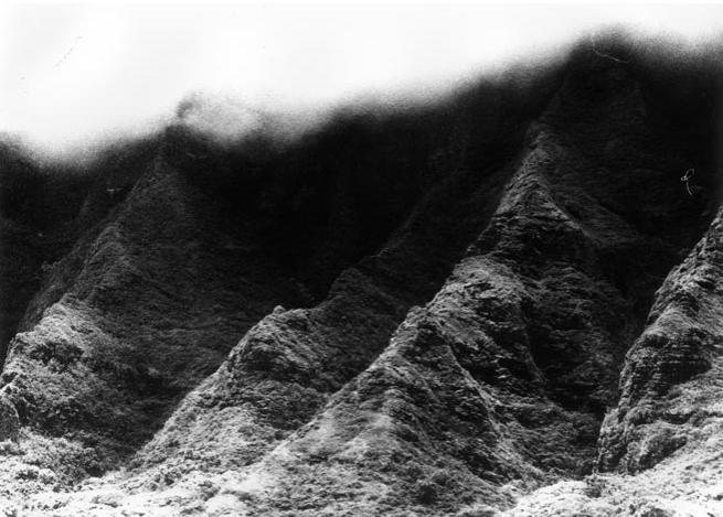 Daido Moriyama(Japanese, b. 1938) 'Hawaii' 2007