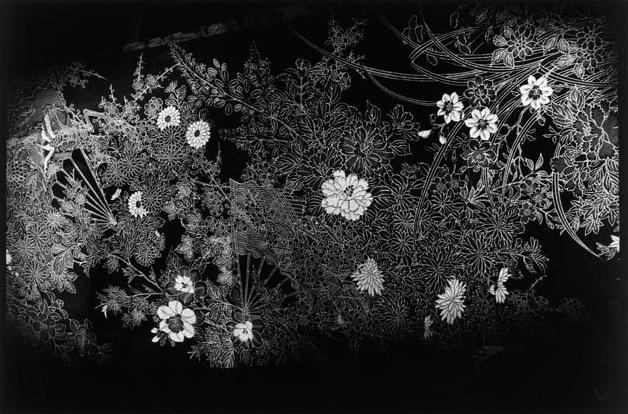Daido Moriyama(Japanese, b. 1938) 'Nikko Toshogu' 1977