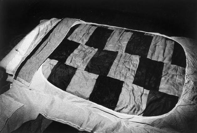 Daido Moriyama(Japanese, b. 1938) 'Quilt' 1977