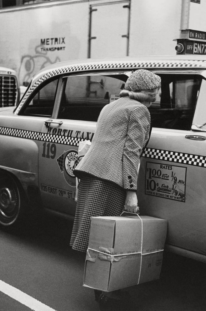 Helen Levitt (American, 1913-2009) 'New York' 1982