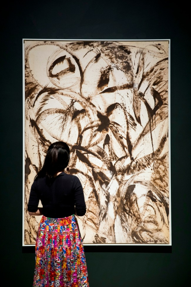 Lee Krasner: Living Colour