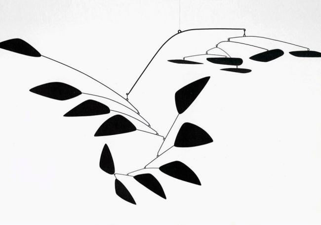 Alexander Calder(American, 1898-1976) 'The Y' 1960