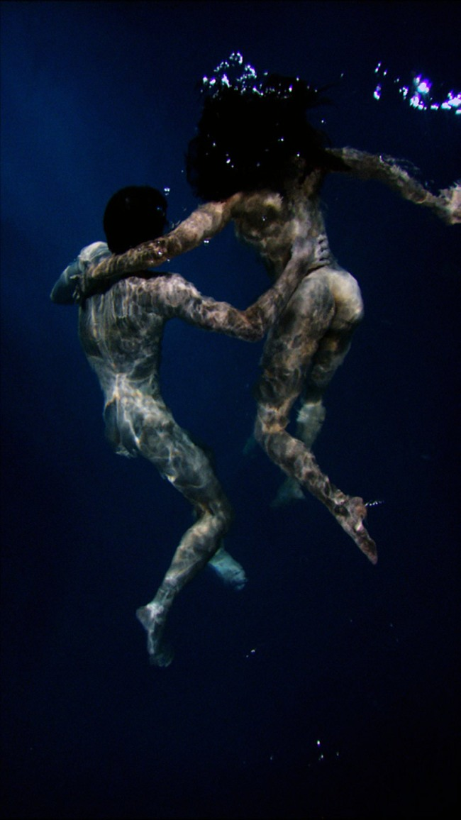 Bill Viola (American, b. 1951) 'Becoming Light' 2005