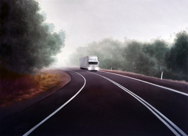 Camilla Tadich. 'Bordertown' 2010