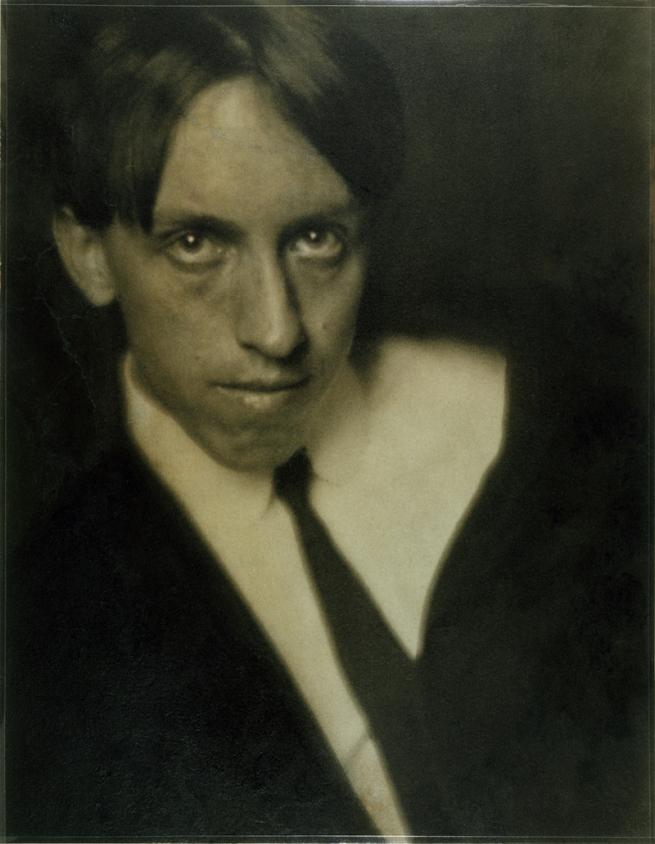 Alvin Langdon Coburn (British, born United States, 1882-1966) 'George Seeley' c. 1902-3
