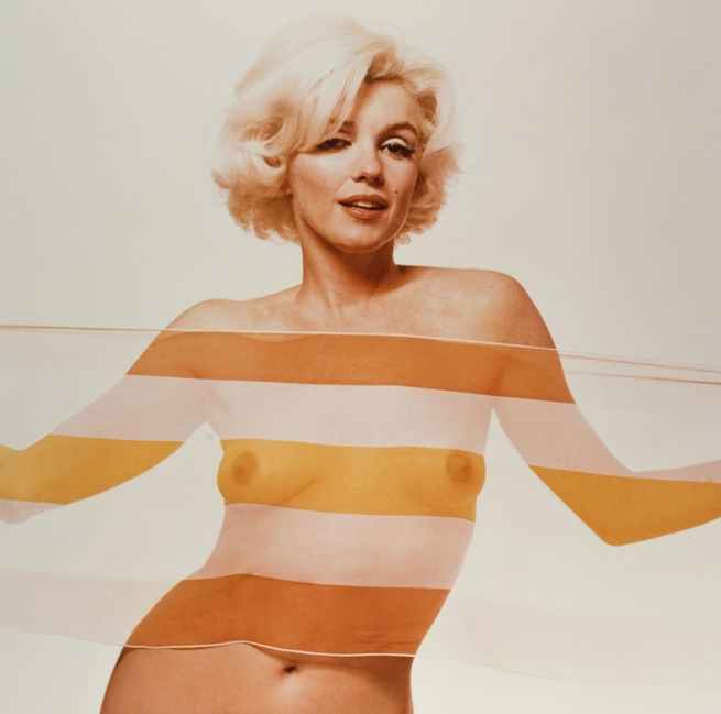 Bert Stern (American, 1929-2013) 'Marilyn Monroe' from the series 'The Last Sitting' 1962