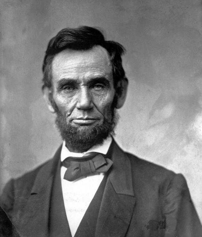 Alexander Gardner(Scottish 1821-1882; emigrated America 1856) 'Abraham Lincoln' November 8, 1863 Washington, DC