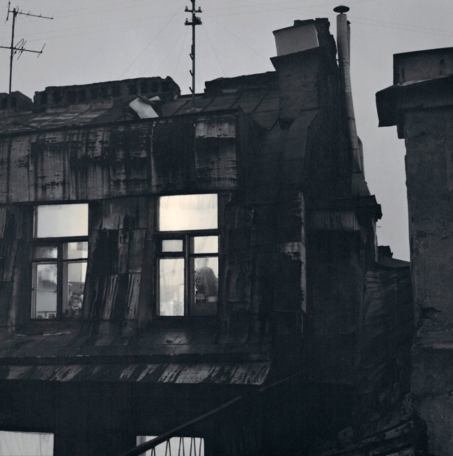 Alexey Titarenko. 'Untitled (Windows)' (Attic) 1993