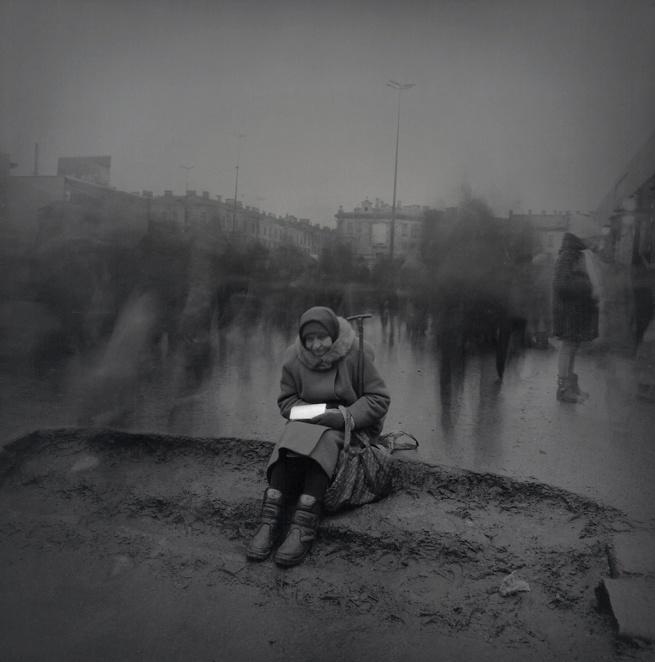 Alexey Titarenko. '#11 Untitled (Begging Woman)' 1999