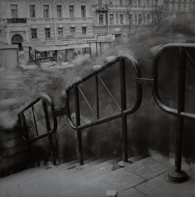 Alexey Titarenko. '#12 Untitled (Crowd 2)' 1993