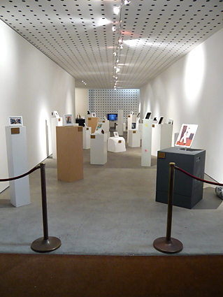 Installation view of the exhibition 'Autumn Masterpieces: Highlights from the Permanent Collection' at the Centre for Contemporary Photography, Melbourne