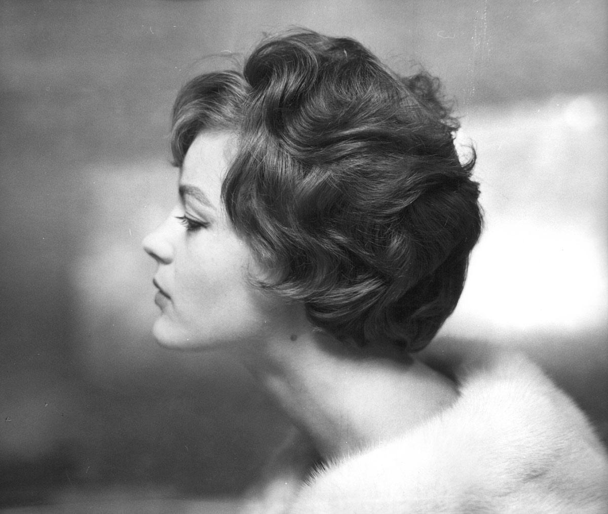 Connu Romy Schneider Venice 1957 | Art Blart QW63
