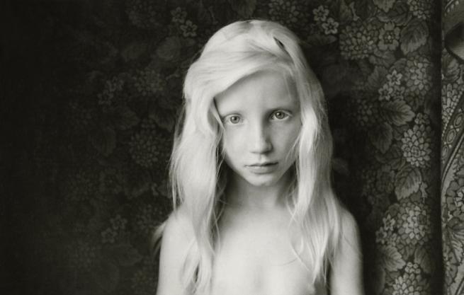 Sibille Bergemann(German, b. 1941) 'Untitled (Kirsten, Hoppenrade)' 1975