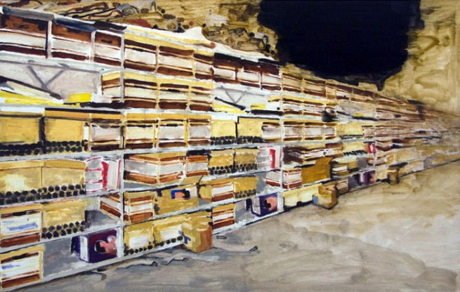 Steven Rendall. 'Archive 1' 2010