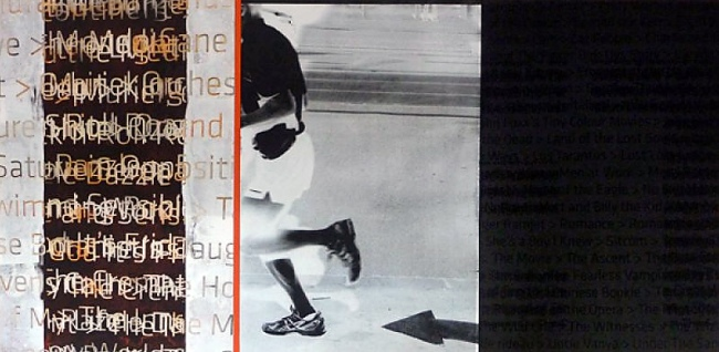 Robert Boynes. 'Street Runner' 2010