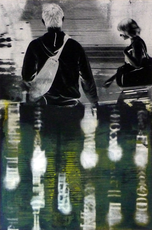 Robert Boynes. 'Things we leave behind' 2009