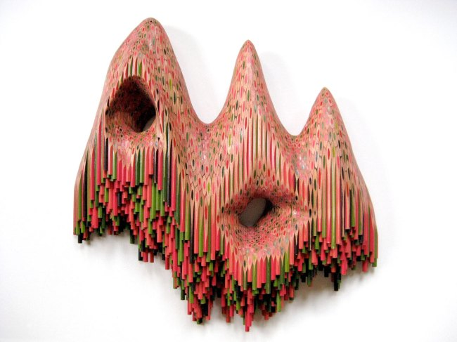 Lionel Bawden (Sydney, b. 1974) 'formless worlds move through me' 2010