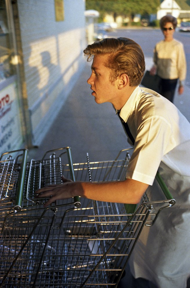 William Eggleston. 'Untitled, 1965' (Memphis Tennessee)