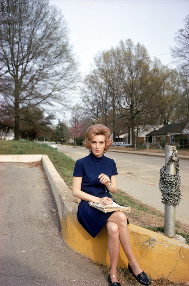William Eggleston. 'Untitled' (Memphis) c. 1969-71