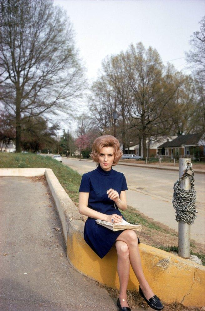 William Eggleston. 'Untitled' (Memphis) c. 1969-71