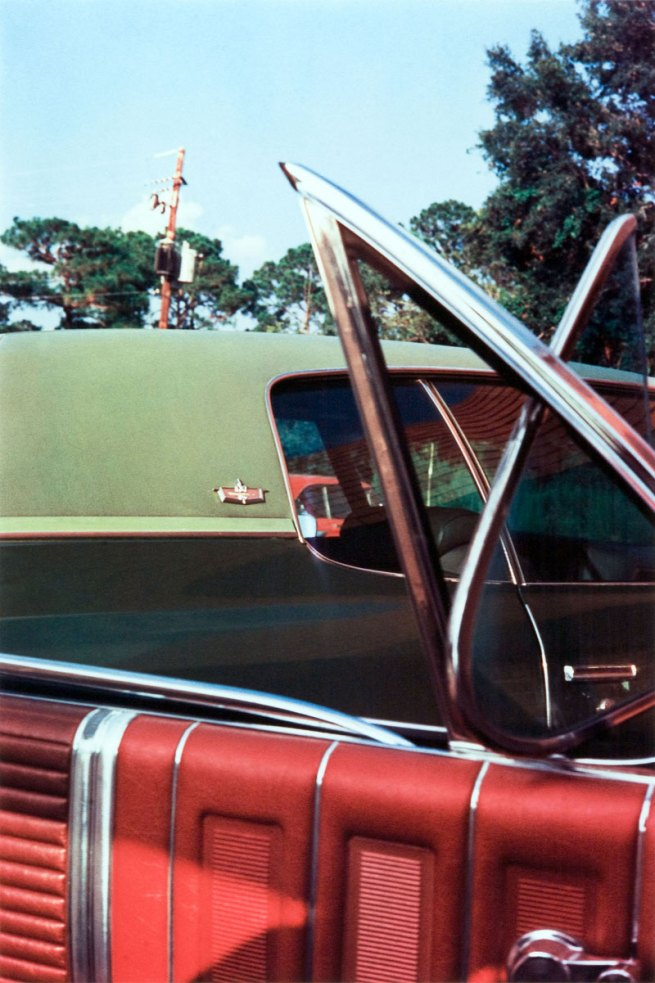 William Eggleston (American, b. 1939) 'Untitled' Nd