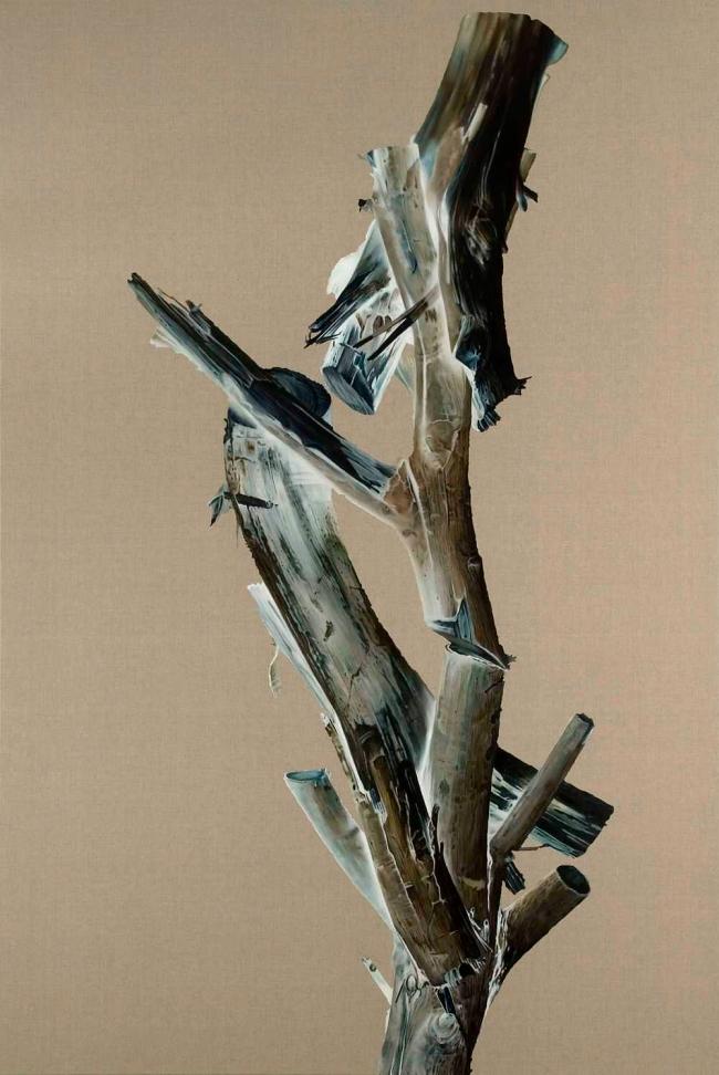 John Young(Australian, born Hong Kong 1956) 'The Crippled Tree #1' 2010