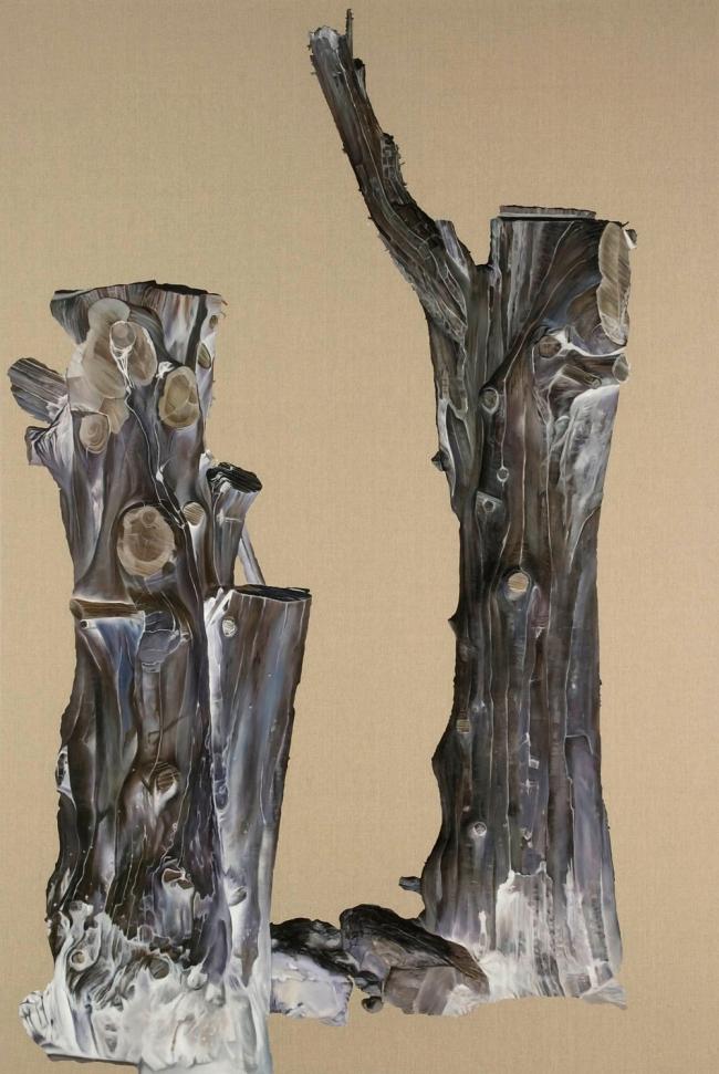 John Young(Australian, born Hong Kong 1956) 'The Crippled Tree #2' 2010