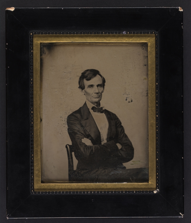Preston Butler. 'Abraham Lincoln' August 13, 1860 Springfield, Illinois