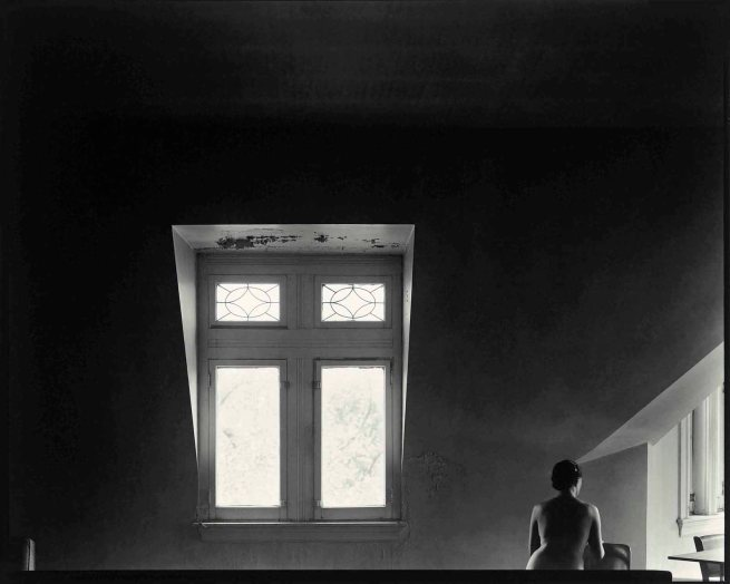 Harry Callahan (American, 1912-1999) 'Eleanor' 1948
