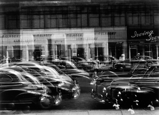 Harry Callahan. 'Detroit' 1943