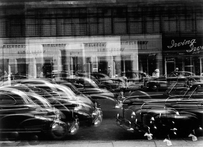Harry Callahan. 'Detroit' 1943