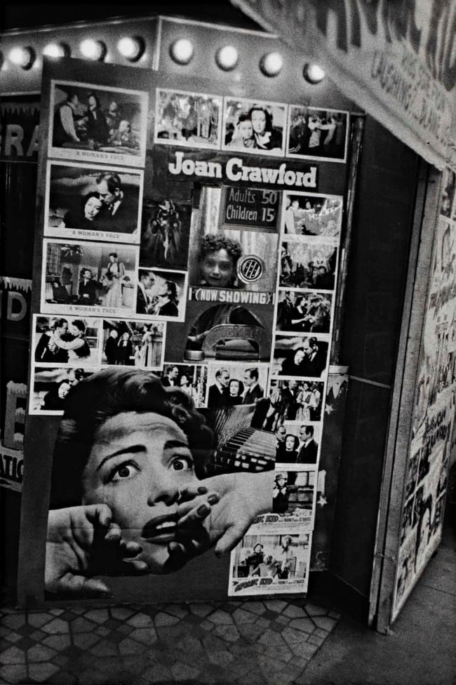 Robert Frank (Swiss-American, 1924-2019) 'Detroit' 1956