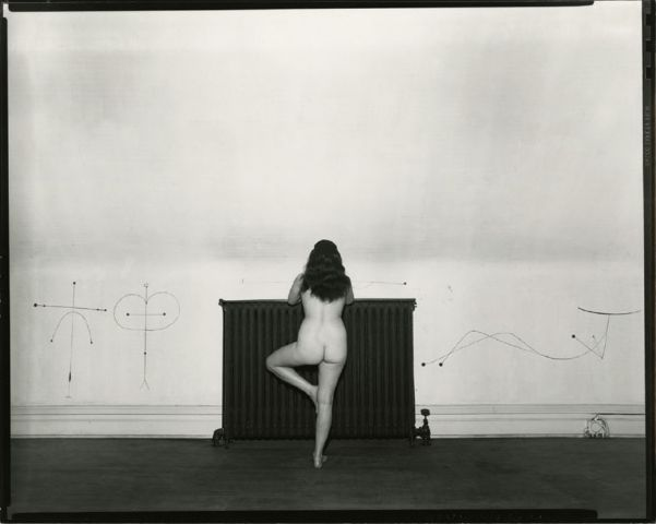 Harry Callahan. 'Eleanor, Chicago' 1949