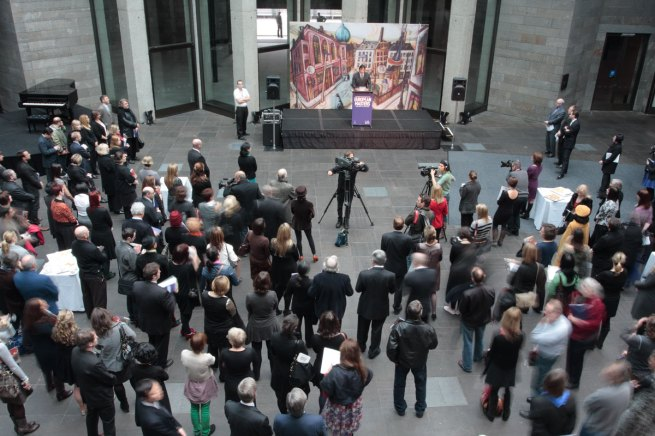 Media opening of 'European Masters: Städel Museum 19th - 20th Century', Winter Masterpieces at the National Gallery of Victoria