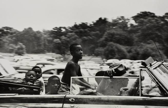 Robert Frank(Swiss-American, 1924-2019) 'Belle Isle' 1955