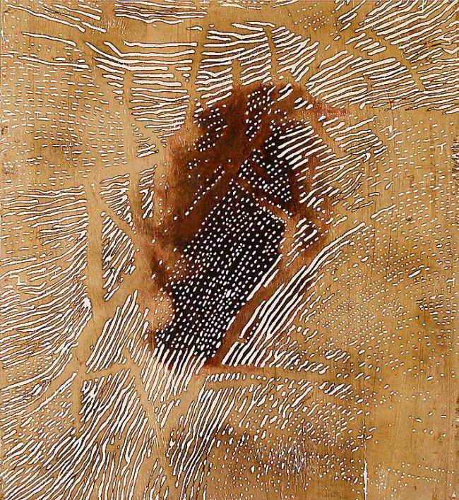 Ewen Ross. 'Plain of Mars' 2010