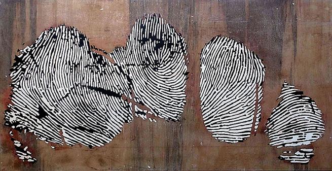 Ewen Ross. 'Palmar Quartet' 2010
