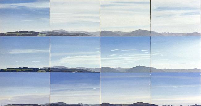 Peter Dreher. 'Schöne Tage im Hochschwarzwald' 1999