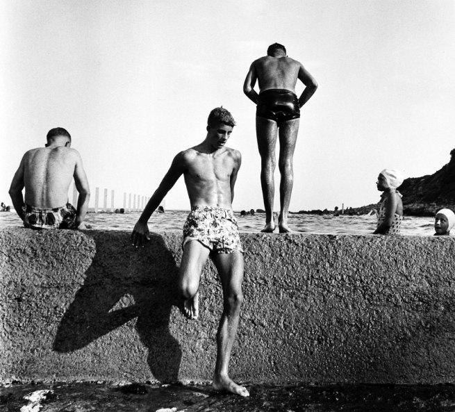 Max Dupain (Australia, 1911-1992) 'At Newport' 1952