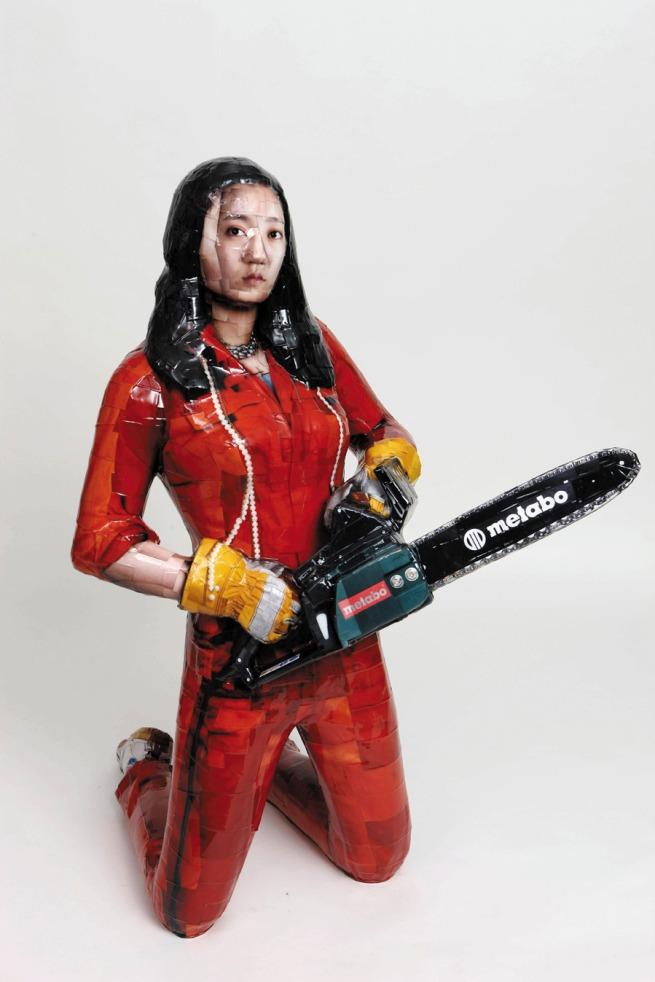 Osang Gwon. 'Metabo' 2009
