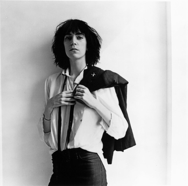 Robert Mapplethorpe. 'Patti Smith' 1975 © Robert Mapplethorpe Foundation. Used by permission
